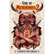 Gibi De Menininha 2 Quadrinhos Terror Faroeste Nacional