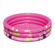 Pileta Inflable Infantil Club House Minnie