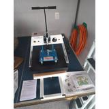Maquina De Estampar + Estampas