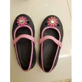 Crocs Original C9 Tam 27 Infantil Menina Sapatilha
