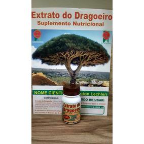 Extrato Do Dragoeiro 01 Frasco Com 30 Cápsulas Prod.original