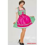 Vestido Típico Importado Alemão ¿dirndl¿¿ Traje Oktoberfest