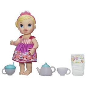 Boneca Baby Alive Loira Chazinho Mágico - Hasbro