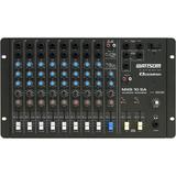 Mesa De Som Ciclotron Stereo 10 Canais Mxs 10 Sa Wattsom