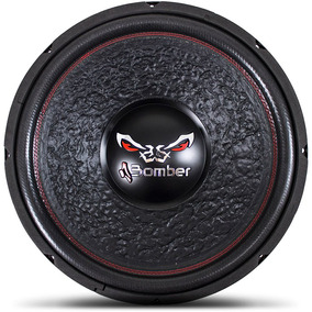 Subwoofer 15 Bicho Papão - 600 Watts Rms Bomber
