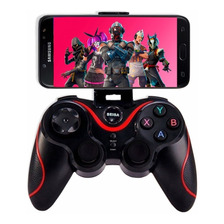Mando Gamepad Joystick Seisa Bluetooh Smartphone Y Tablet