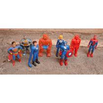 Muñequitos Chocolatin Jack: 5 Super Heroes 1981 -canje