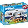 Figura Playmobil Family Motorhome