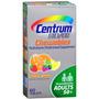 Centrum Silver Tabletas Masticables Citrus Berry 60