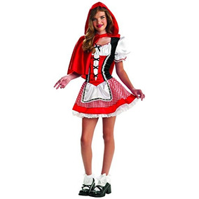 disfraz de caperucita roja para nia talla m