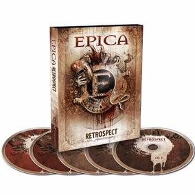 Epica: Retrospect - Box Set ( 2 Dvd + 3cds + Libro )