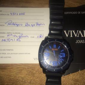 abff77b3a9b Relogio Boss Hb.76.1.14.2199 Hugo Rio Grande Do Sul - Relógios De ...