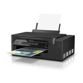 Impressora Multifuncional Epson L395 Wifi C/ Tanque De Tinta
