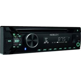 Autoestereo Con Cd/ Usb/ Nfc/ Sd/ Bluetooth Noblex Nxc1039bt