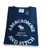 Camiseta Abercrombie&fitch Short-sleeve Original Logo Tee