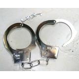Esposas Policia Disfraz Metalicas