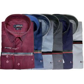 293d9df6adf7a Camisa Da Aramis - Camisas Masculinas no Mercado Livre Brasil
