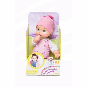 Brinquedo Boneca Estrela Minha Primeira Boneca