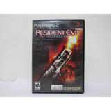 Resident Evil: Outbreak - Ps2 ¡usado! En Tecno-gaming