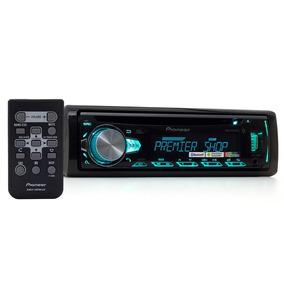 Cd Player Automotivo Pioneer Deh-x5br Flashing Light Mixtrax