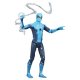 Marvel Spider-man Spiderman Web City Man Traje Azul