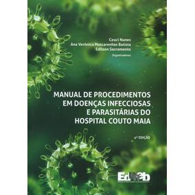 Doenças Infecciosas Hospital Couto Maia Manual Frete Grátis