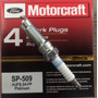 Bujia Motorcraft Para Lobo, Expedition , Mustang.