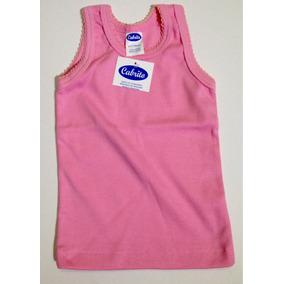 Almillas Camisetas De Niñas Con Encajes Cabrito Caja 12 Pzas