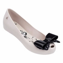 Melissa Minnie Iv Sapatilha Sapato Sandália Shopping Melissa