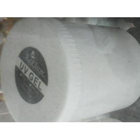 Gel Uv Transparente Una Libra 1/2kg 17,6 Onzas Marca Ez Flow