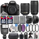 Nikon-d3300-24-2mp-dslr-18-55mm-vr-lens-nikon-70-300mm
