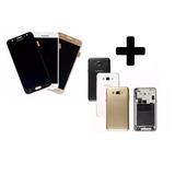 Tela Lcd Display Galaxy J5 J500 Regula Brilho + Carcaça