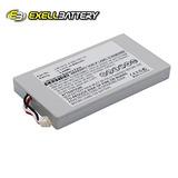 Batería De La Consola Del Juego De 3.7v 930mah Para Sony Ps