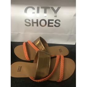 Rasteirinha City Shoes Nova