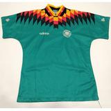 Camiseta Selección De Alemania adidas Talle 02 Suplente 1994