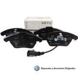 Juego Pastillas De Freno Volkswagen Passat Cc 2009 - 2012
