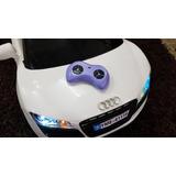 Auto Electrico Con Control Remoto Audi A Bateria