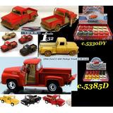 Camionetas Y Autos Metal Mediano X 5 Modelos C/u $420*nuevo*