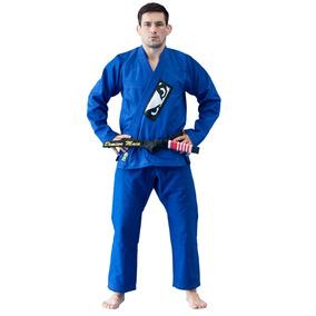Kimono Jiu Jitsu First Gi Bad Boy - Azul