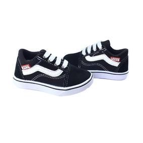 Tênis Vans Old Skool Infantil Original Promoção Netshoes