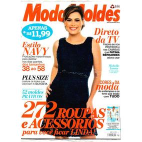 Revista Moda Moldes 90 Michelle Loreto 52 Moldes A Lacrada!