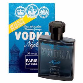 Vodka Night Masculino Eau De Toillete 100ml