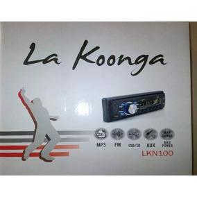 Radio Reproductor La Koonga Usb/sd!