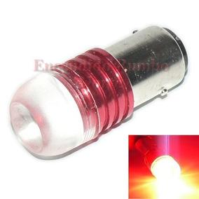 Lámpara 2 Polo Led Cob G9 Posición / Stop Flash Luz Roja