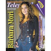 Barbara Mori Revista Teleguia