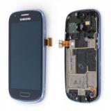Display Samsung Galaxy S3 Mini Gt-i8190 Azul/branco