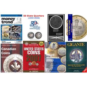 Coletânea De Publicações E Catálogos Numismáticos