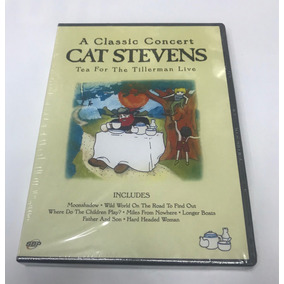 Dvd Cat Stevens - A Clássic Concert. Nuevo Original Sellado