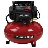 Compresor Porter Cable C2002 Sin Aceite Pancake 6gal 150 Psi