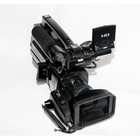 Filmadora Sony Hxr Mc2000 Com Hd Interno De 64gb